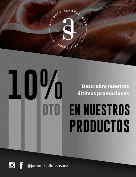 Promo Productos descuento 10%
